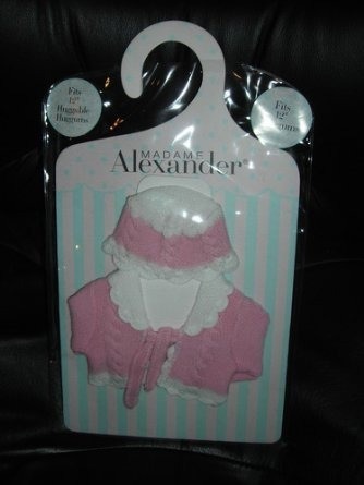 classic cable sweater set for 12 ' huggums por madame alexa