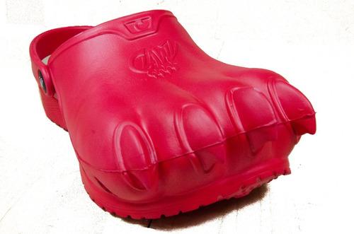 classic clawz  vermelho