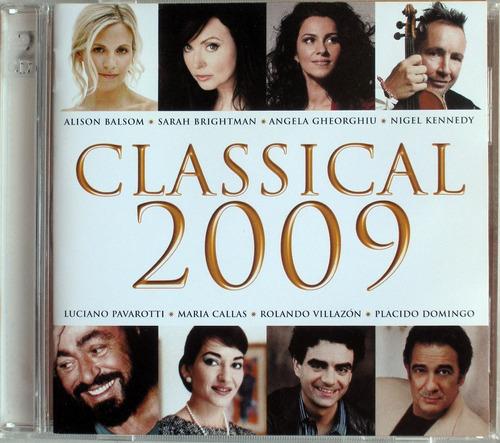 classical 2009 - varios interpretes - 2 cdpromo nacional