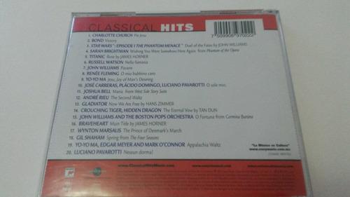 classical hits cd
