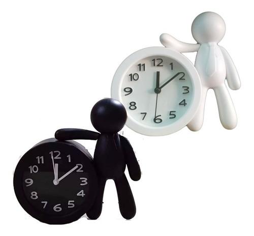 clássico relógio analógico infantil - perfeito para presente
