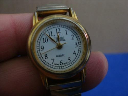 classico relógio dumont  arte som