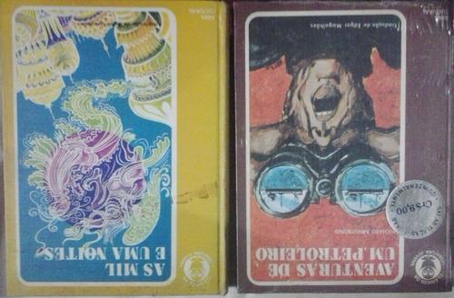 classicos da literatura juvenil 49 volumes