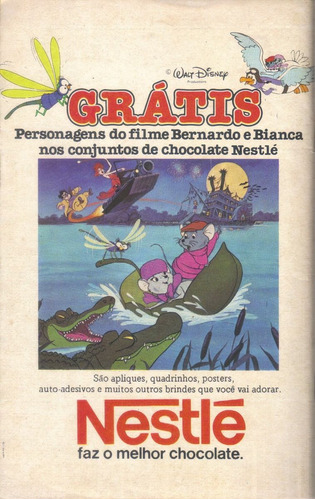 clássicos de walt disney em quadrinhos nº 2 - peter pan 1978