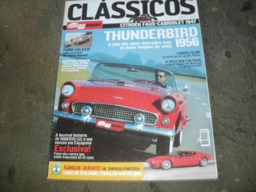 classicos n6 quatro rodas revista