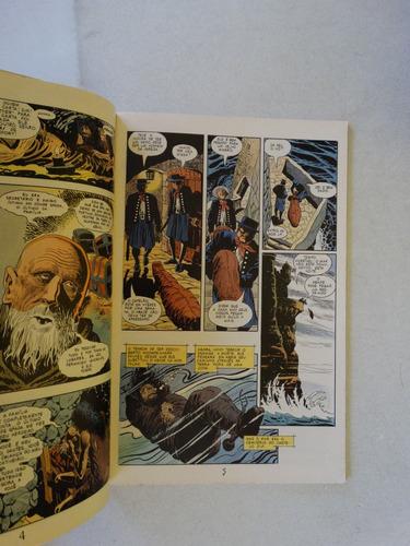 classics illustrated n° 3! conde de monte cristo! jan 1991!