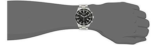 claude bernard hombres 10223 3nvm nv aquarider reloj de acer