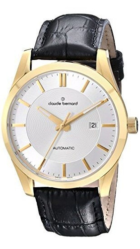 claude bernard hombres 80092 37j aid2 clásico reloj