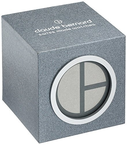 claude bernard mens 01002 3 nin classic chronograph reloj an