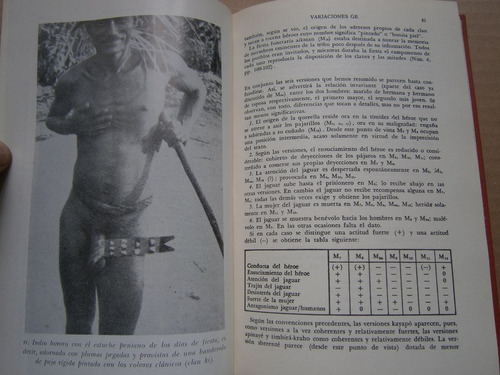 claude levi-strauss lo crudo y lo cocido mitologicas fce mex