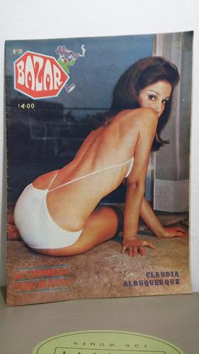 claudia albuquerque revista bazar no 39