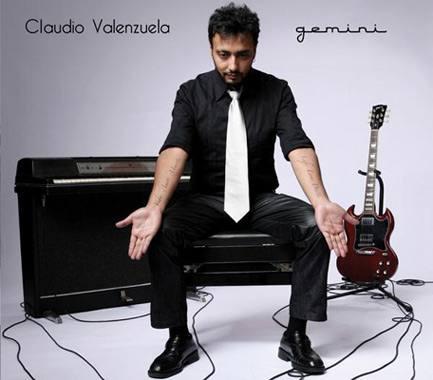 claudio valenzuela (vocalista de lucybell) - gemini, sellado