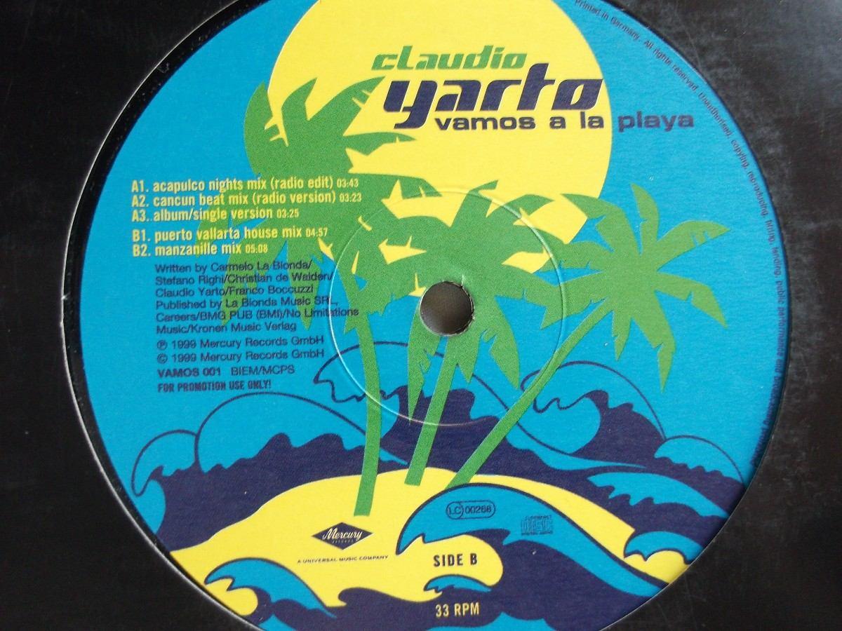 Claudio Yarto - Vamos A La Playa