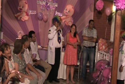 claun baby shower, show doctor claun, despedida, cumpleaños