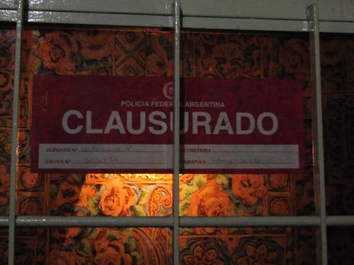 clausuras municipales abogado penalista apelaciones/defensas