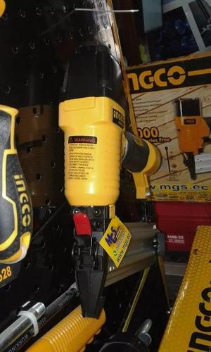 clavadora neumatica industrial marca ingco
