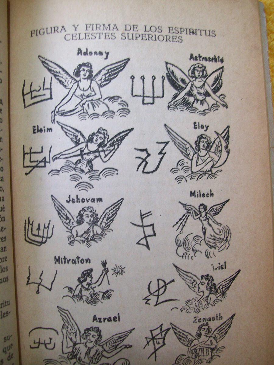 Clav cula del rey salom n libros de magia y esoterismo for Conjuros de salomon