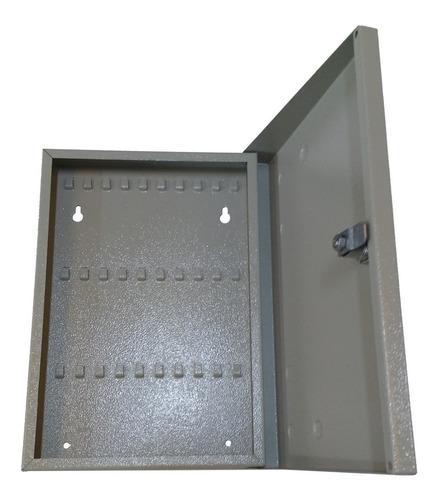 claviculário organizador 30 chaves porta chaves em aço