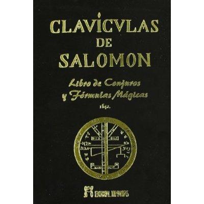 clav culas de salom n libro de conjuros y f rm env o