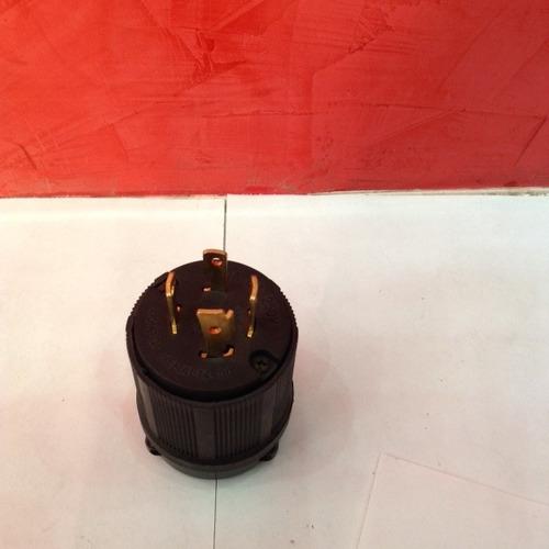 clavija nema 120/240 v trigen para planta de luz o generador