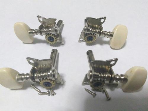 clavijas para cuatro o bandola