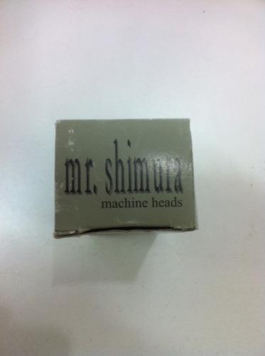 clavijero mr shimura 305gk-p2w (7cm) oro -  nacar