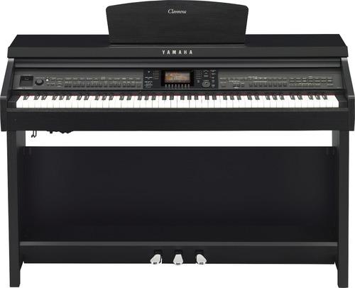 clavinova yamaha cvp 701 piano digital nfe garantia. Black Bedroom Furniture Sets. Home Design Ideas
