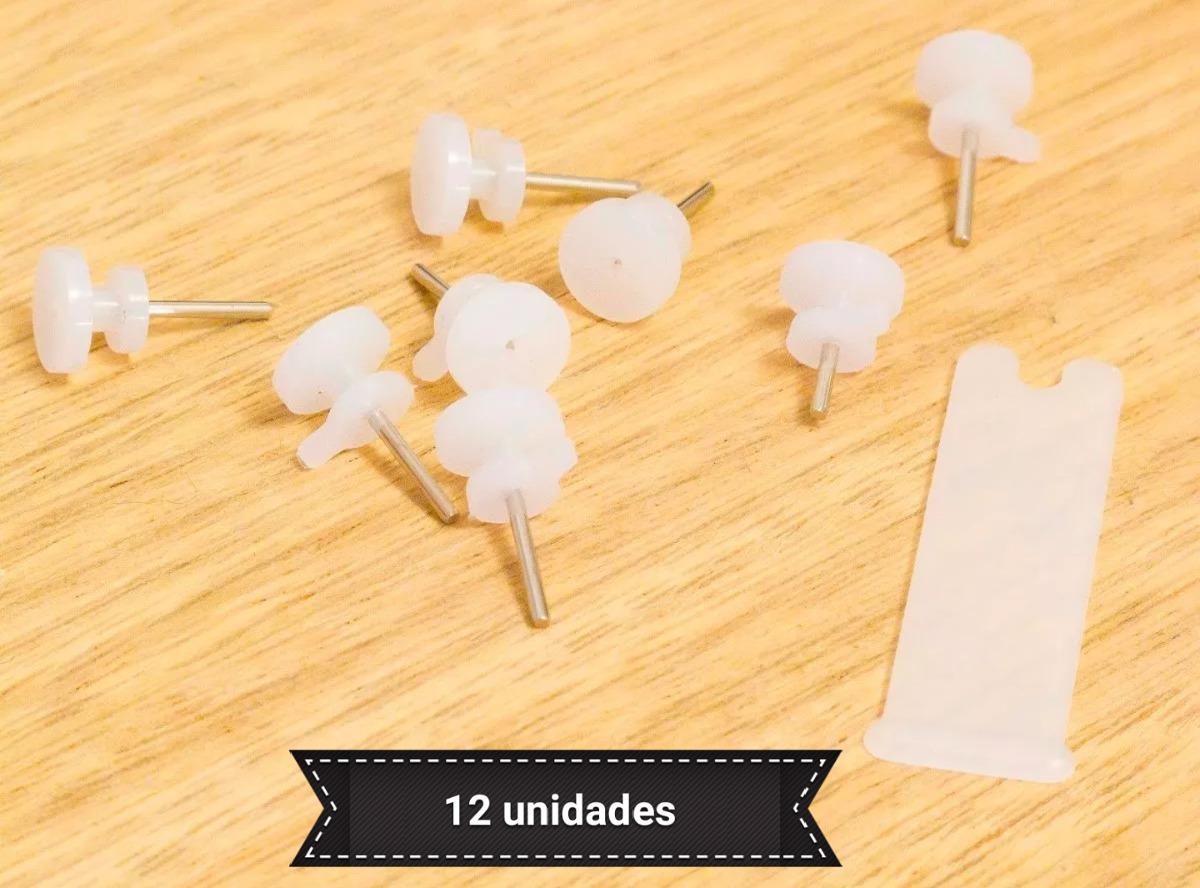 Clavos De Acero C/ Soporte Plastico Cuelga Facil P/ Cuadros - $ 180 ...