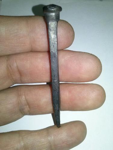 clavos de hierro forjado artesanales