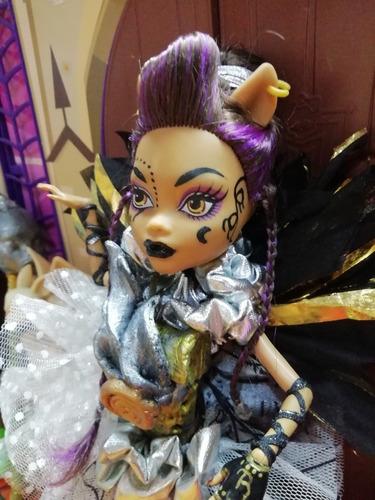 clawdeen wolf custom monster high