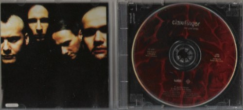 clawfinger use your brain funk´o´metal (e+) cd import**