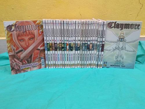 claymore volumes avulsos! vários volumes!