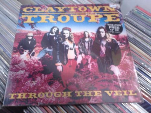 claytown troupe - through the veil lp + 12 maxi