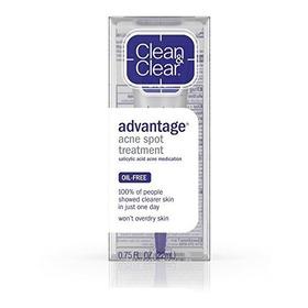 Clean - Clear Advantage Tratamiento Para El Acné, Acido Acid