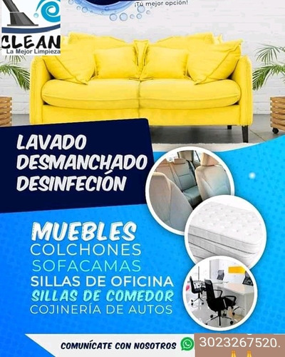 clean la.mejor limpieza