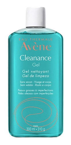 cleanance gel 300ml avene - 01 unidade