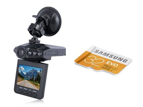 clear view cam+ memoria 32 gb