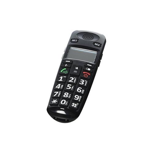clearsounds csa700bun dect_6.0 teléfono fijo de 2 auriculare