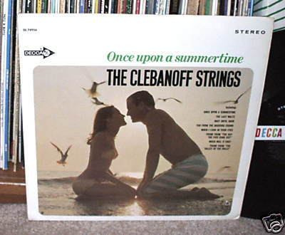 clebanoff - lp once upon a summertime (1967)