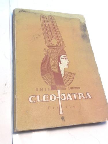 cleopatra. emil ludwig