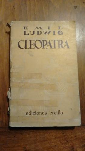 cleopatra. emil ludwig.