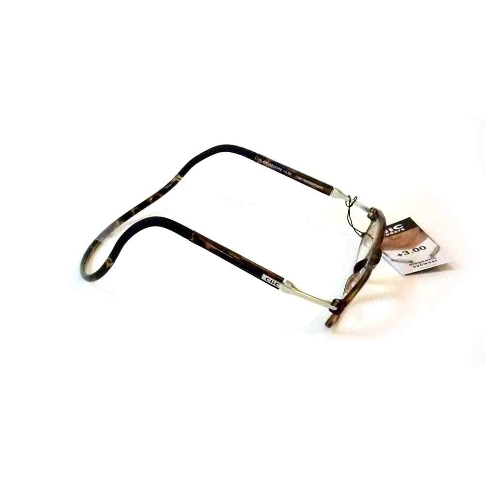 13461bde3c Clic Flex De Magnético Cierre 0 Lectura2 Shape Capaz Gafas 3j54LARq