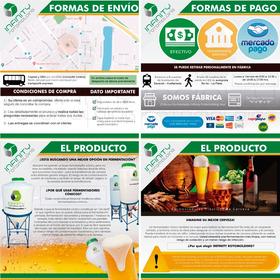 Clicgraphic Mini Plantillas Para Olx Mercadolibre Facebook