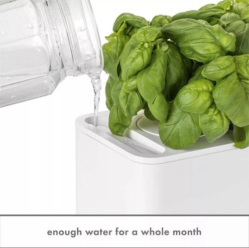click & grow inteligente herb garden kit de cultivo