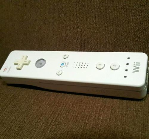 ¡click! original wii remote nintendo perfecto