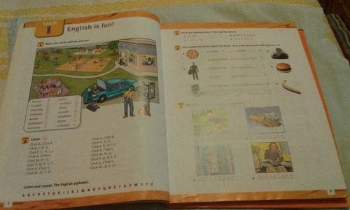 click together student book 1