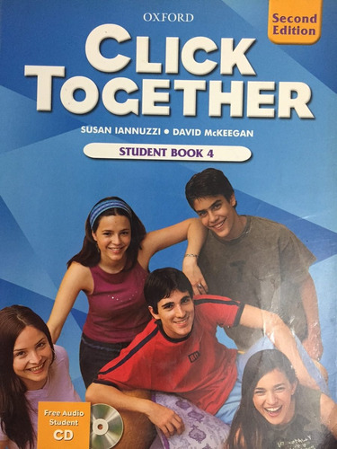 click together, student' book 4 -second edition