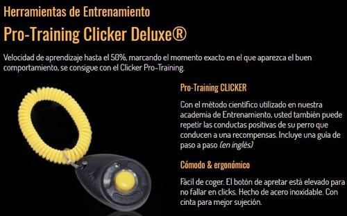 clicker para adiestramiento canino starmark gratis libro pdf