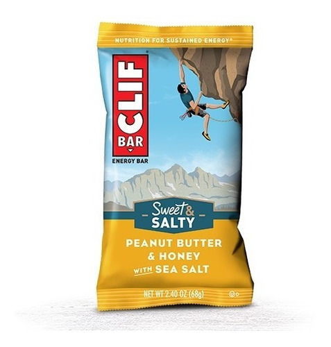 clif bar energy - 5 unidades