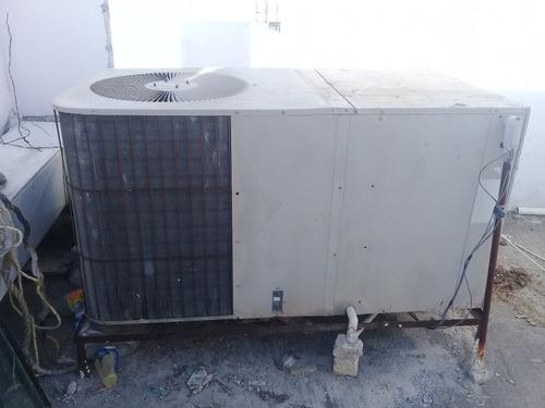 clima central 5 ton. goodman frio  y calor  220 volt. mono
